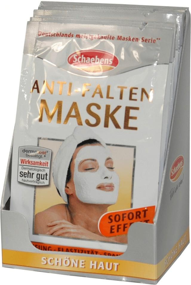 Schaebens Anti-Falten Maske (2 x 5ml)