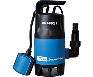 Güde Schmutzwasser Tauchpumpe GS 4002 P 400W