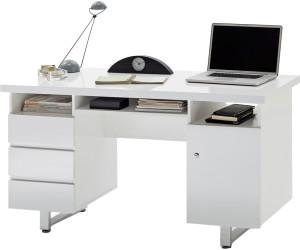 Mca furniture schreibtisch 40125w4 ab 279 00 for Schreibtisch 3m