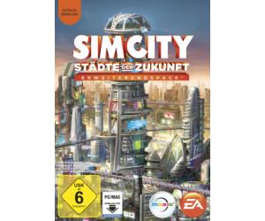 Simcity Städte Der Zukunft Add On Pc Ab 1799