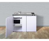 Miniküche Mit Kühlschrank Und Herd 120 Cm : Kompaktküche preisvergleich günstig bei idealo kaufen