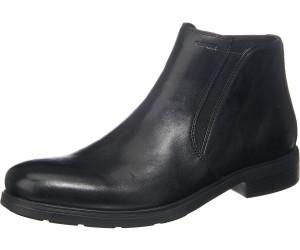 GEOX Stiefeletten 'Dublin D' in dunkelbraun Boots & Stiefel