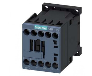 3RT2017-1BB41 Siemens Leistungsschütz 5,5kW 3S 24VDC 12A 1S//Hilf geeignet für..
