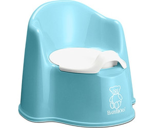Image of Babybjorn Potty Chair Turquoise