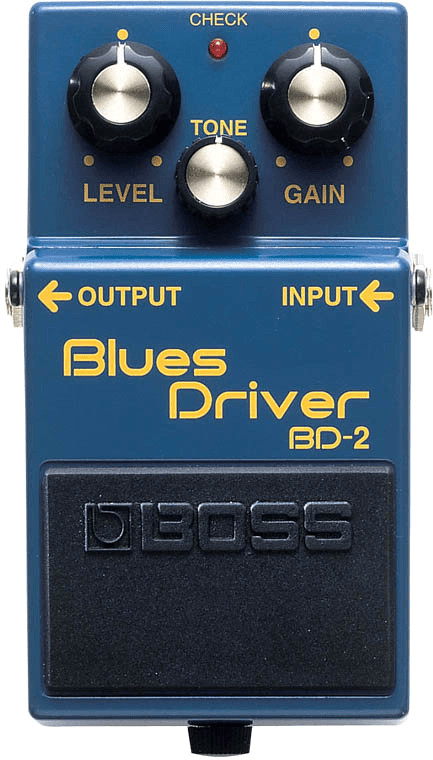 Image of Boss BD-2 Blues Driver