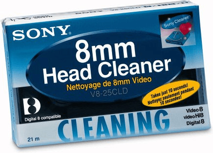 Sony V8-25CLD