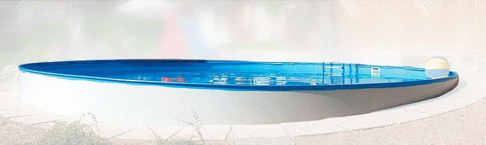 MyPool Premium Rundbecken-Set 400 x 135 cm