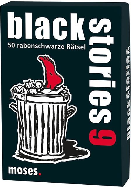 Moses Black Stories 9