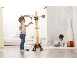 rechts Kabel-Fernsteuerung Dickie Spielzeug 203462412 Mega Crane auf links