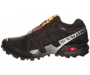 Salomon Speedcross 3 GTX blackblacksilver metallic x ab