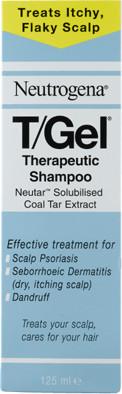 Neutrogena TGel Therapeutic Shampoo (250ml)