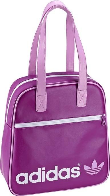 Adidas Adicolor Bowling Bag 33 cm vivid pink/white