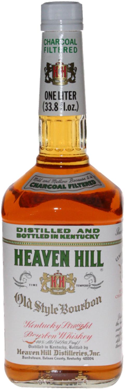 Heaven Hill Bourbon Whiskey 1,0l 40%