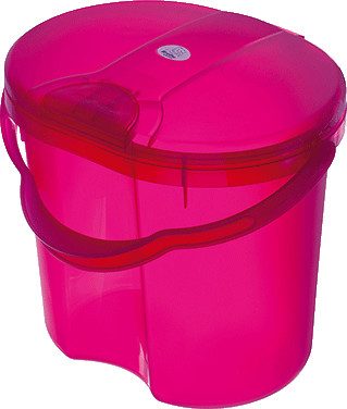 Rotho TOP (20002) - Translucent Pink