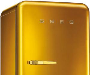 Smeg Kühlschrank Gold : Smeg fab rdg ab u ac preisvergleich bei idealo