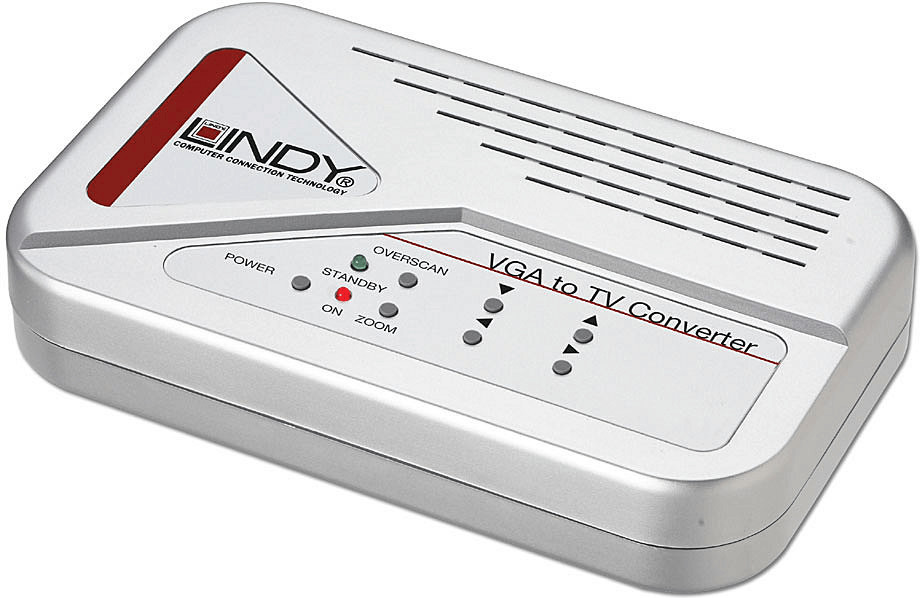 Lindy 32566 VGA auf TV Konverter