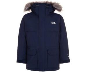 9ddaa56f564 The North Face Parka McMurdo pour garçons au meilleur prix sur idealo.fr