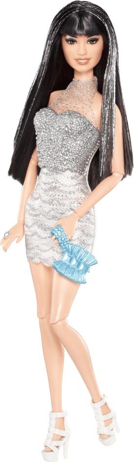 Barbie Fashionistas Black Hair (Y7492)