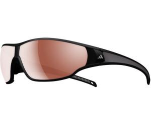 "Black Shiny//grey Adidas Lunettes Sport /""Tycane/"" taille L"