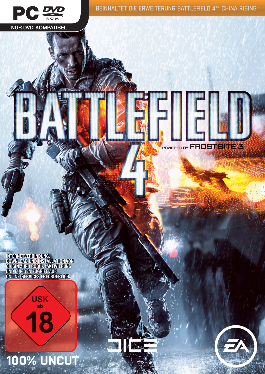 Battlefield 4: Day One Edition (PC)