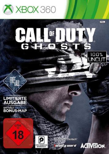 Call of Duty: Ghosts - Limitierte Ausgabe (Xbox...
