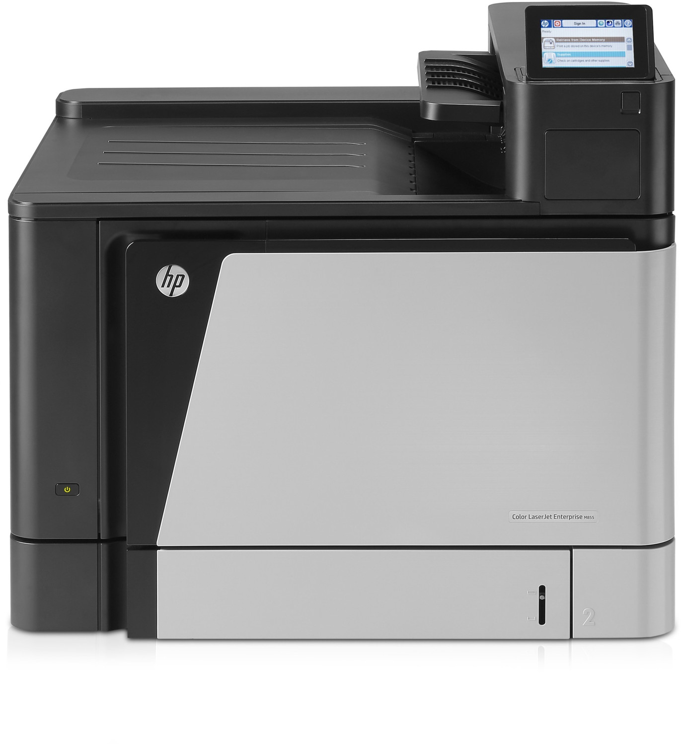 Hewlett-Packard HP Color LaserJet Enterprise M855dn (A2W77A)