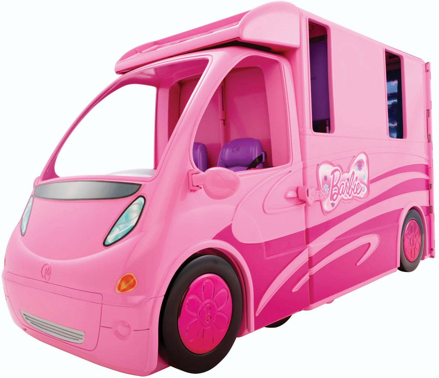 Barbie & ihre Schwestern im Pferdeglück - Delux...