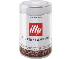 illy Filter Coffee Dark Roast (250 g)