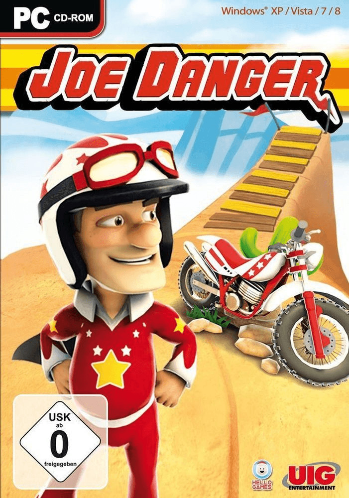 Joe Danger (PC)