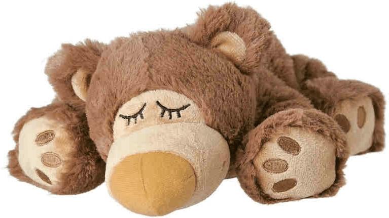 Warmies Sleepy Bear Bruno (700 g) - braun