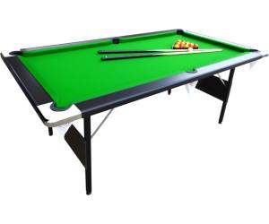 Mightymast 7ft Hustler Foldup Pool Table