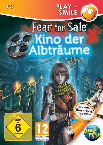 Fear for Sale: Kino der Albträume (PC)