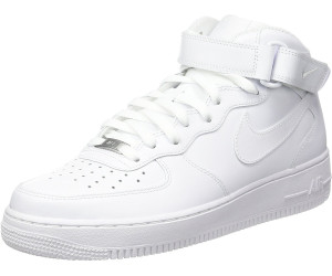 Nike Air Force 1 Mid '07 all white ab 65,00