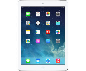 apple ipad air 16gb wifi 4g silber ab 329 90. Black Bedroom Furniture Sets. Home Design Ideas