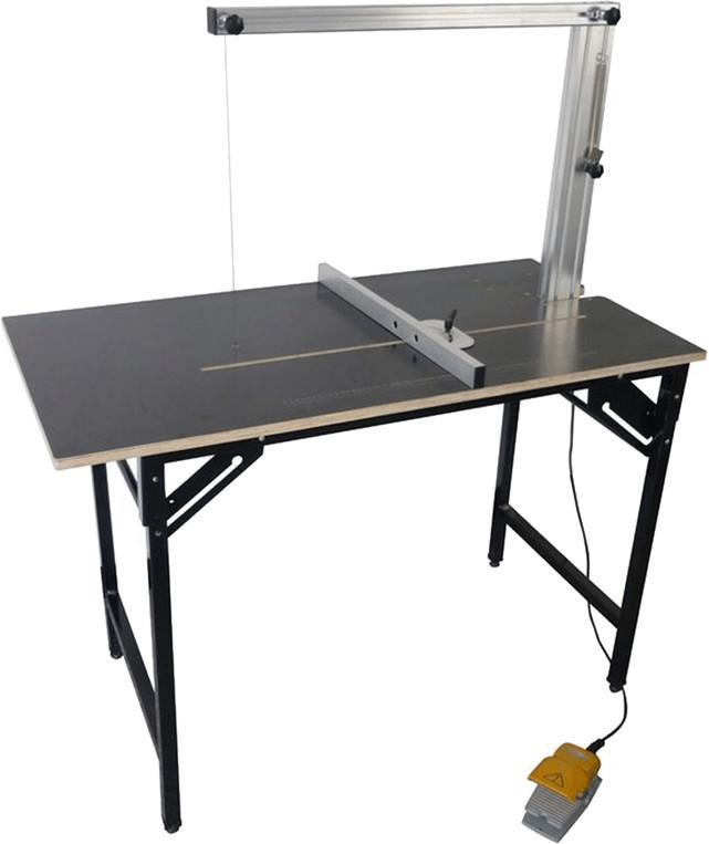 Pro Bauteam Styroporschneider Schneidetisch + Koffer