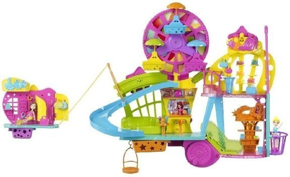 Polly Pocket Polly Shopping Paradies