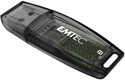 Image of Emtec C410 USB 2.0 8GB