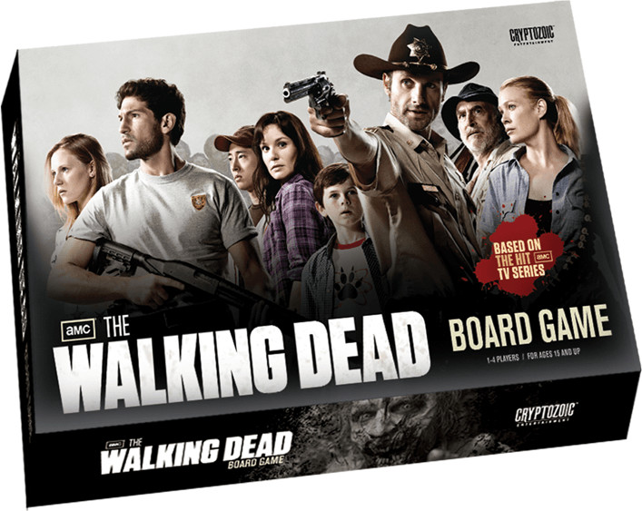 Cryptozoic The Walking Dead Board Game (englisch)