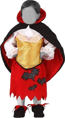 Atosa Verkleidung kleine Vampirin