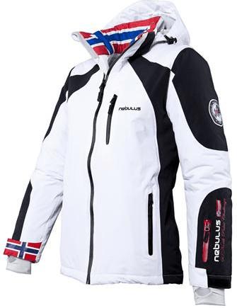 Nebulus Platinum Skijacke Davos Damen