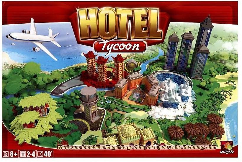 Asmodée Hotel Tycoon
