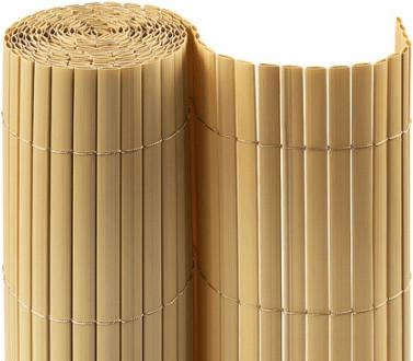 Jarolift Sichtschutzmatte PVC 140 x 400 cm
