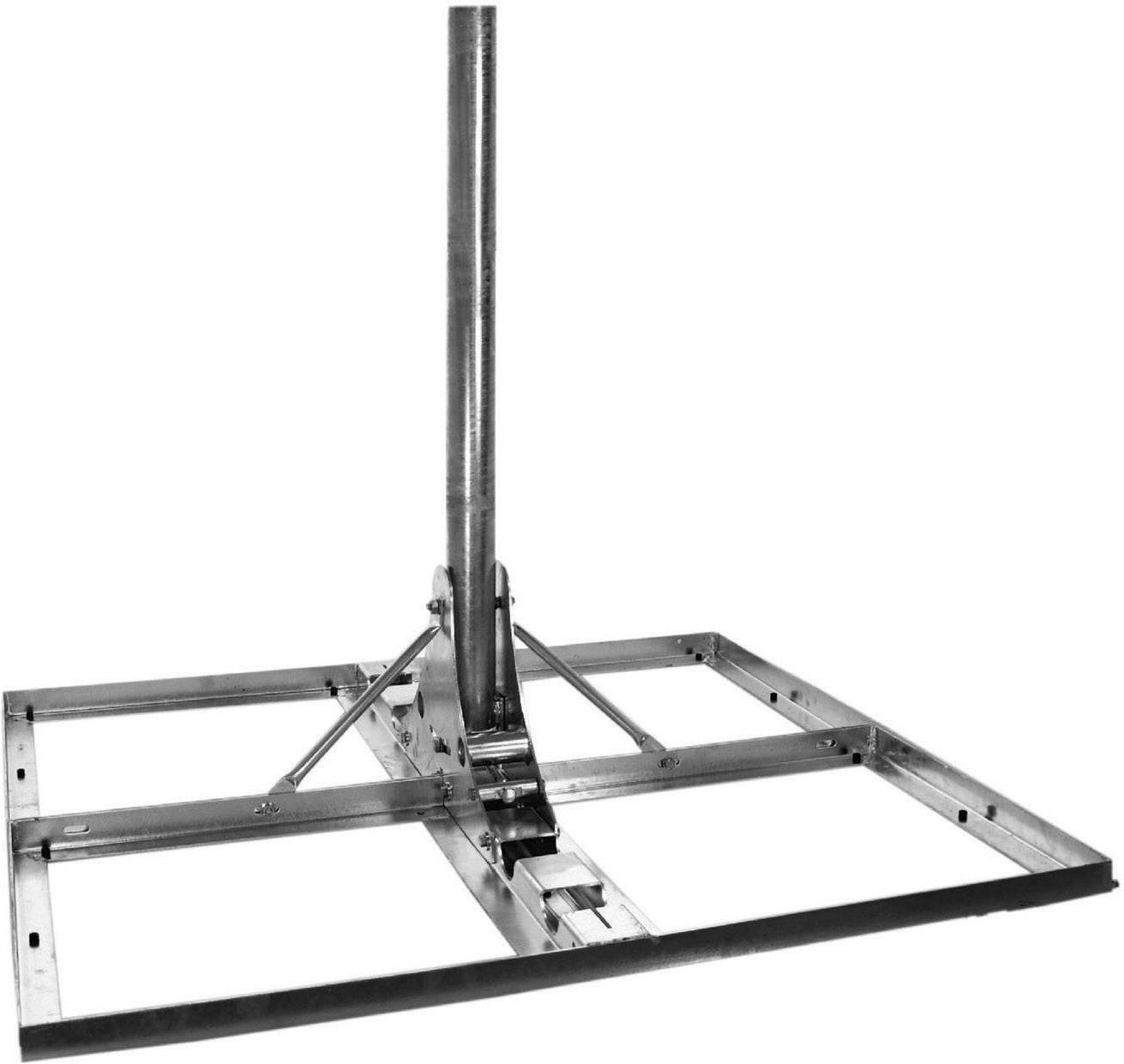 A.S. SAT Terrassenständer Goliat 4x50x50cm 10°