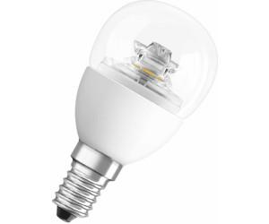 Osram LED Tropfenlampe LEDsuperstar Classic P 5-40W 827 warmweiß E27 dimmbar