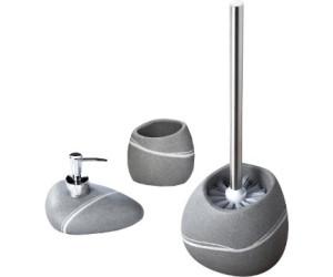 Toilet Accessoires Set : Ridder accessoires little rock set 3 teilig ab 40 25