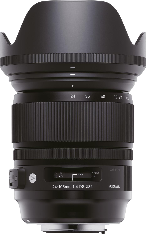 Sigma 24-105mm f4.0 DG OS HSM Sigma