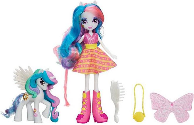 Hasbro My Little Pony Equestria Girls Celestia ...