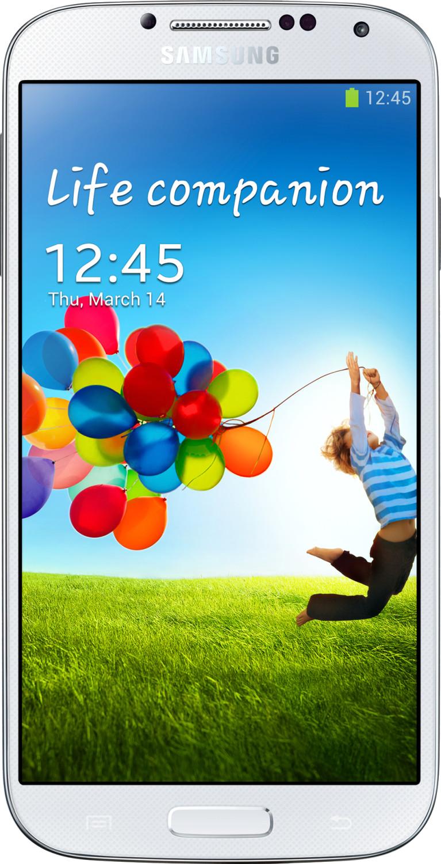 Samsung Galaxy S4 LTE+ Weiß