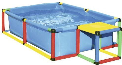 Quadro Pool Groß
