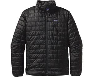 Patagonia Men's Nano Puff Jacket Black au meilleur prix sur